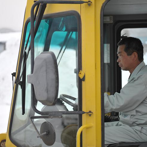 車輌・資材機械リース・販売業